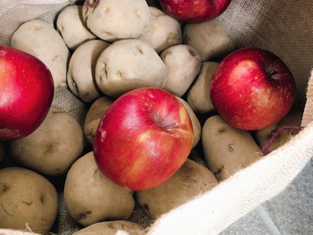 apple&potato