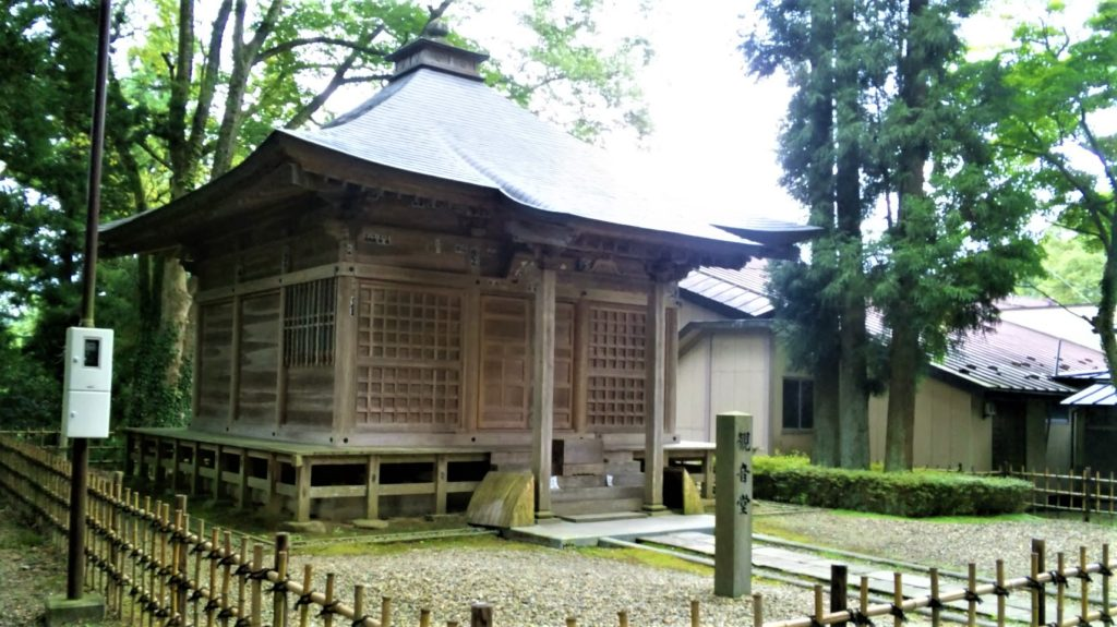 岩手県中尊寺