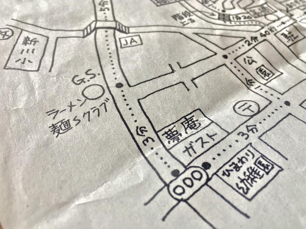 nagareyama open garden 2019 (map)