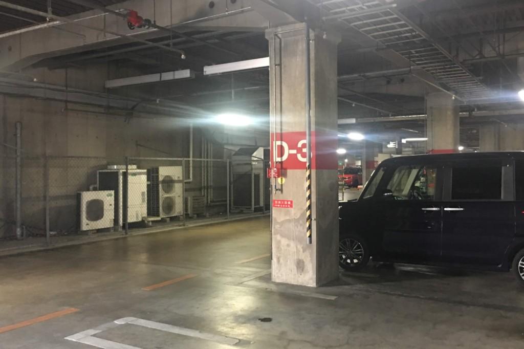 parking D3 of nikke-cp2