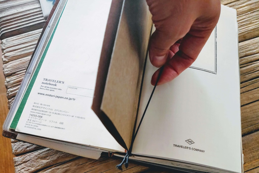 traveler's notebook-2★