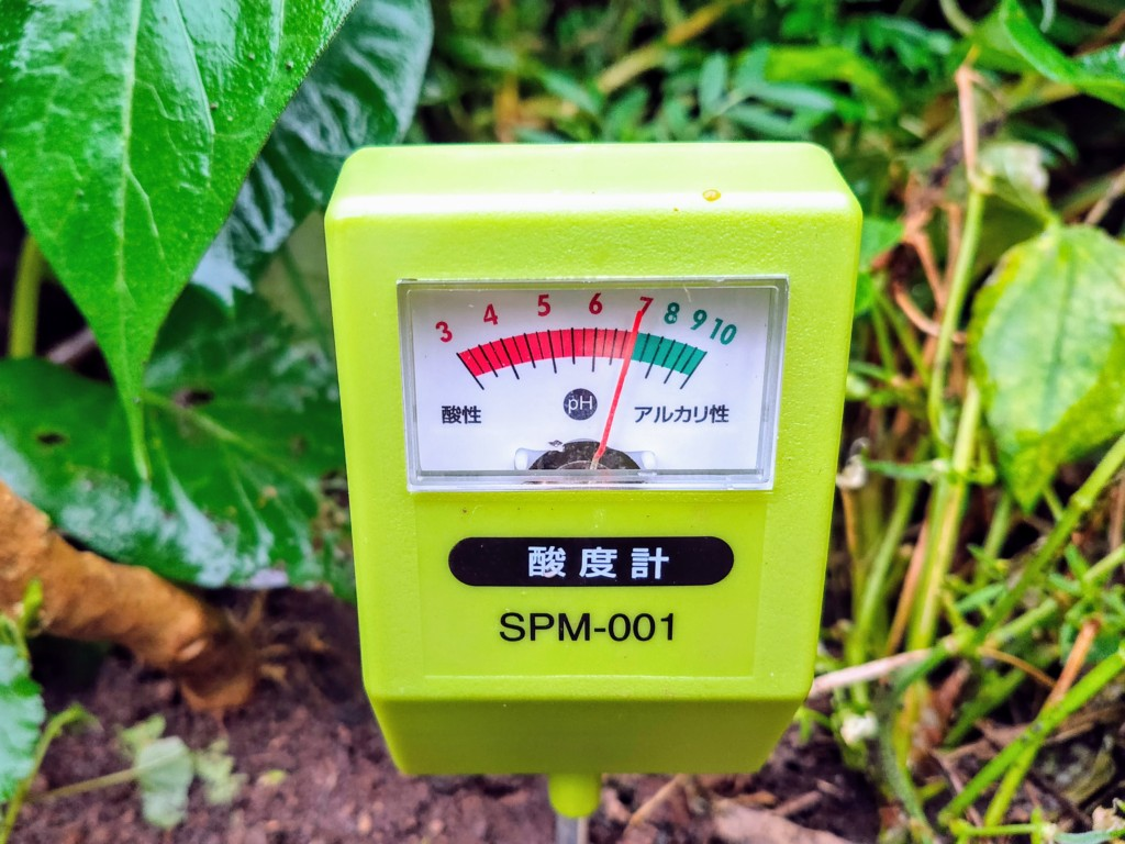 Acidity meter,sandokei (3)