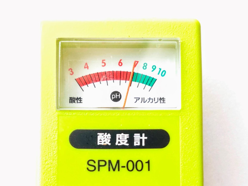 Acidity meter,sandokei (6-1)