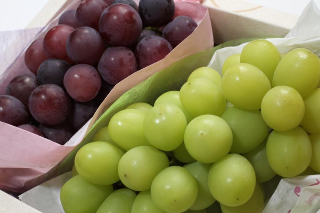 grapes,shinemuscat,kyoho