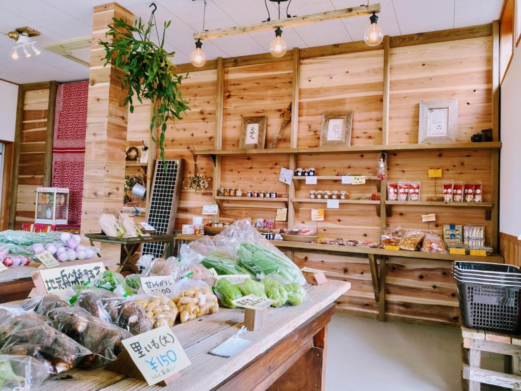 farmer's vegetableshop,arigato,chokubaizyo