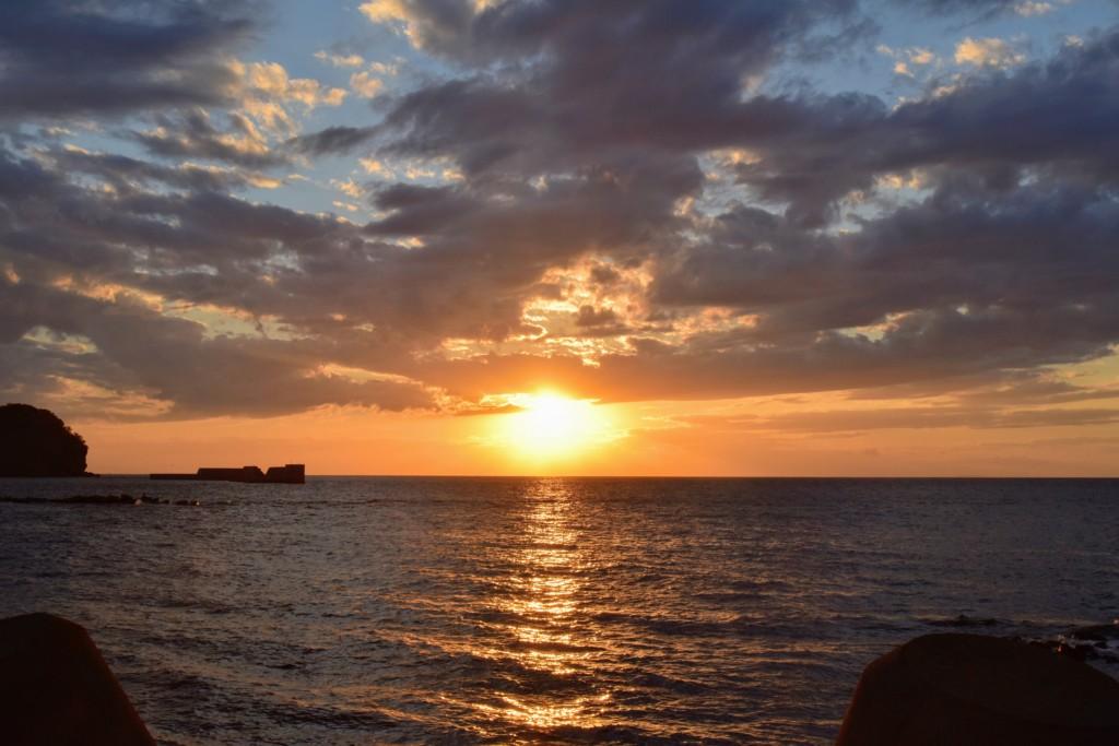 kitakobushi-hotel&resort around,sunset-2