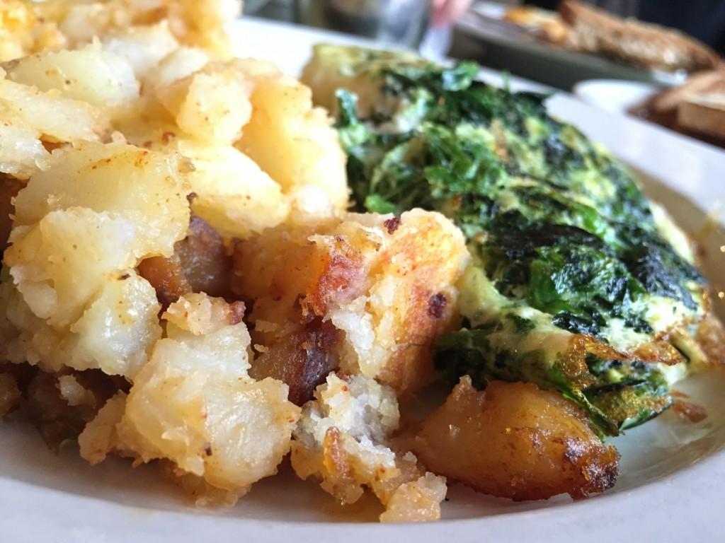 potato,spinach,horenso