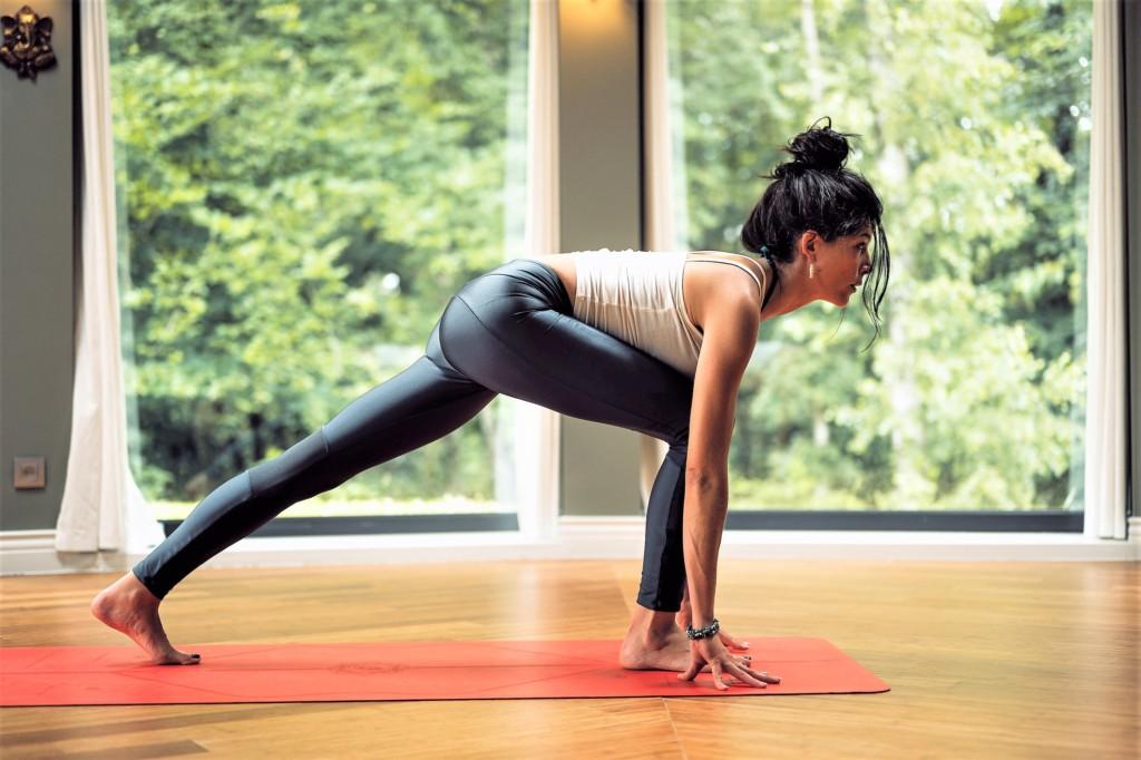 YouTube,yoga